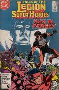 Legion of Super-Heroes Vol 2 338