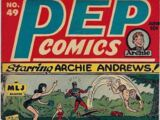 Pep Comics Vol 1 49