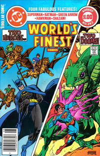 World's Finest Comics Vol 1 282