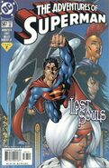 Adventures of Superman Vol 1 587