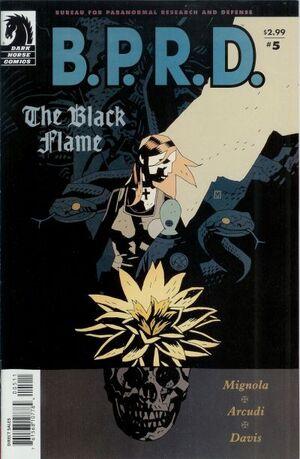 BPRD The Black Flame 5