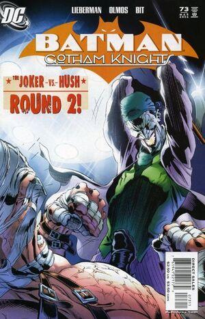 Batman Gotham Knights Vol 1 73