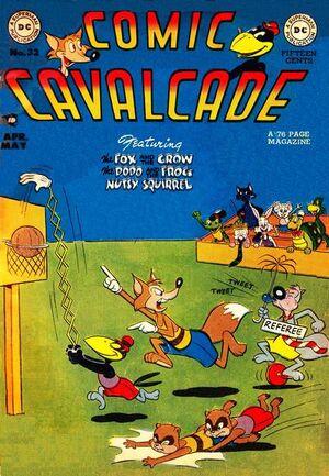 Comic Cavalcade Vol 1 32