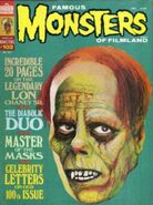 Famous Monsters of Filmland Vol 1 102