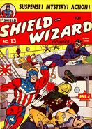 Shield-Wizard Comics Vol 1 13
