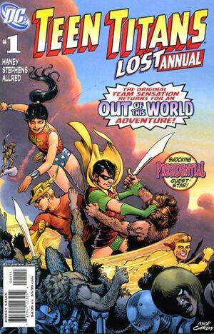Teen Titans Lost Annual Vol 1 1