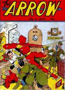 The Arrow Vol 1 3