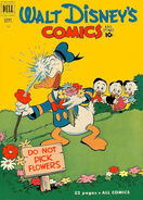 Walt Disney's Comics and Stories Vol 1 132