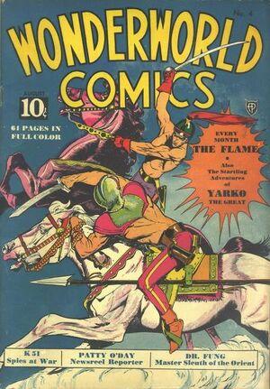 Wonderworld Comics Vol 1 4