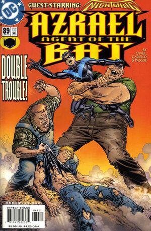 Azrael Agent of the Bat Vol 1 89