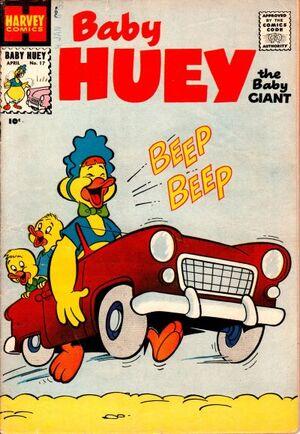 Baby Huey Vol 1 17