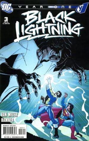 Black Lightning Year One Vol 1 3