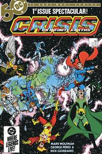Crisis on Infinite Earths Vol 1 1