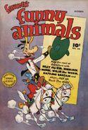 Fawcett's Funny Animals Vol 1 54