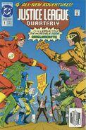Justice League Quarterly Vol 1 8