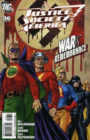 Justice Society of America Vol 3 36