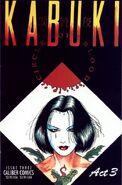 Kabuki Circle of Blood Vol 1 3