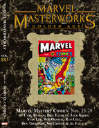 Marvel Masterworks Vol 1 183