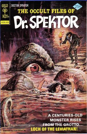 Occult Files of Dr. Spektor Vol 1 19