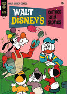 Walt Disney's Comics and Stories Vol 1 320