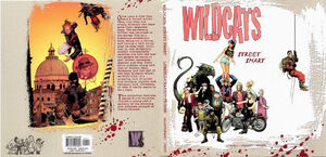 WildC.A.T.s Street Smart Vol 1 1