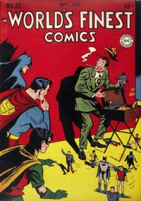 World's Finest Comics Vol 1 31