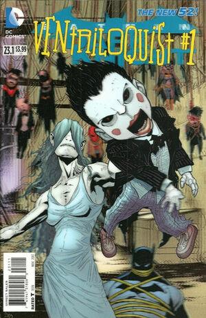 Batman The Dark Knight Vol 2 23.1