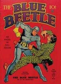 Blue Beetle Vol 1 1
