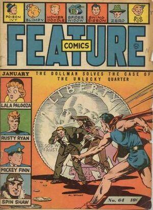 Feature Comics Vol 1 64