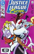 Justice League Europe Vol 1 18