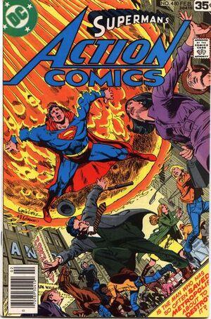 Action Comics Vol 1 480