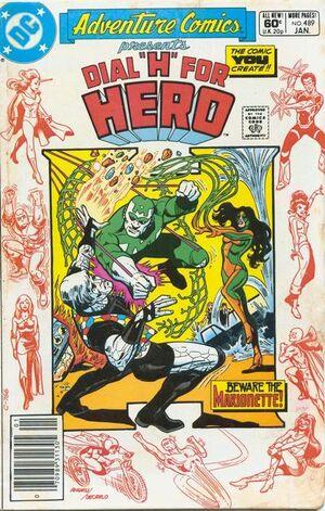 Adventure Comics Vol 1 489