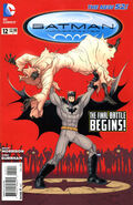 Batman Incorporated Vol 2 12