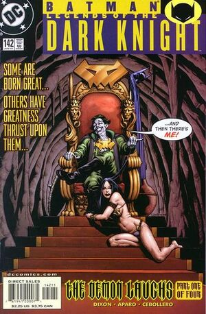 Batman Legends of the Dark Knight Vol 1 142