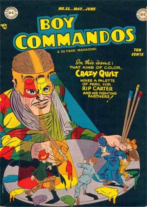 Boy Commandos Vol 1 33