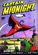 Captain Midnight Vol 1 37