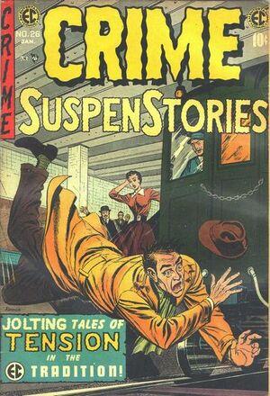 Crime SuspenStories Vol 1 26
