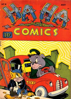 Ha Ha Comics Vol 1 8