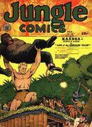Jungle Comics Vol 1 10