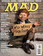 Mad Vol 1 501