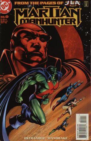 Martian Manhunter Vol 2 0