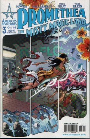 Promethea Vol 1 3
