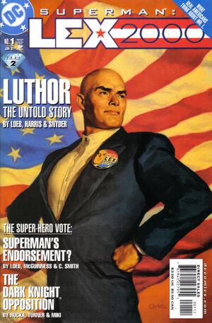 Superman Lex 2000 Vol 1 1