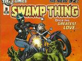 Swamp Thing Vol 5 3