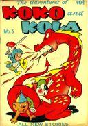 The Adventures of Koko and Kola Vol 1 5