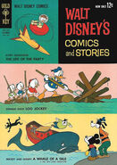 Walt Disney's Comics and Stories Vol 1 267