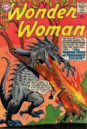 Wonder Woman Vol 1 143
