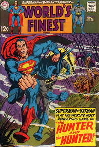 World's Finest Comics Vol 1 181
