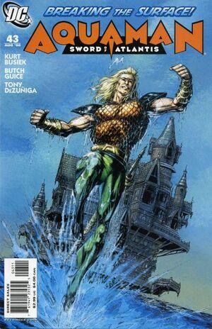 Aquaman Sword of Atlantis Vol 1 43