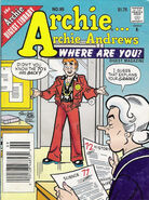 Archie... Archie Andrews Where Are You Digest Vol 1 99